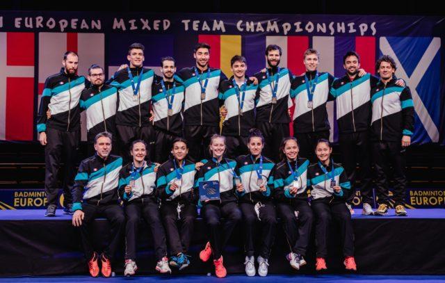 Les Bleus vice-champions d'Europe