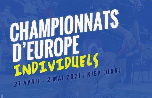 Championnats d'Europe individuels