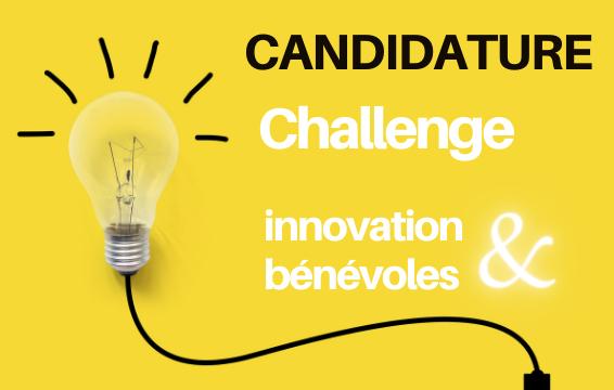 Challenges du bénévoles et de l'innovation