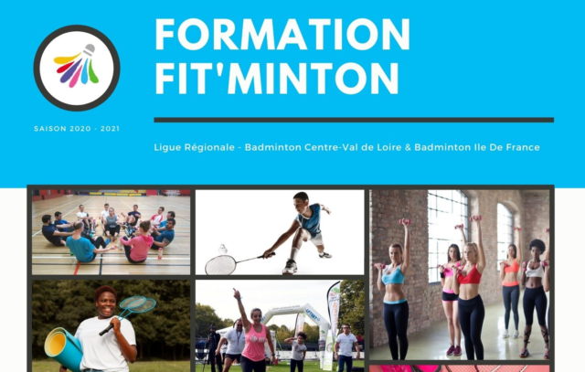 Sessions Formation Fit'Minton