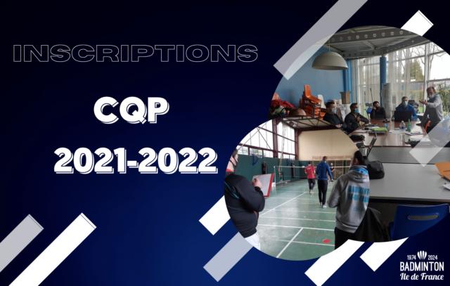 CQP 2021-2022
