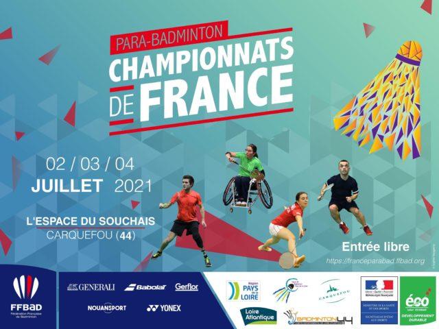 France Parabad 2021 Les résultats de nos franciliens