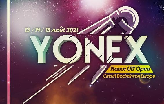 Open France Yonex U17 : les résultats !